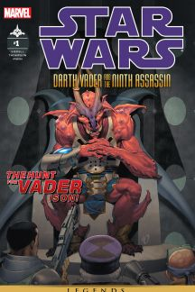 Star Wars: Darth Vader And The Ninth Assassin #1