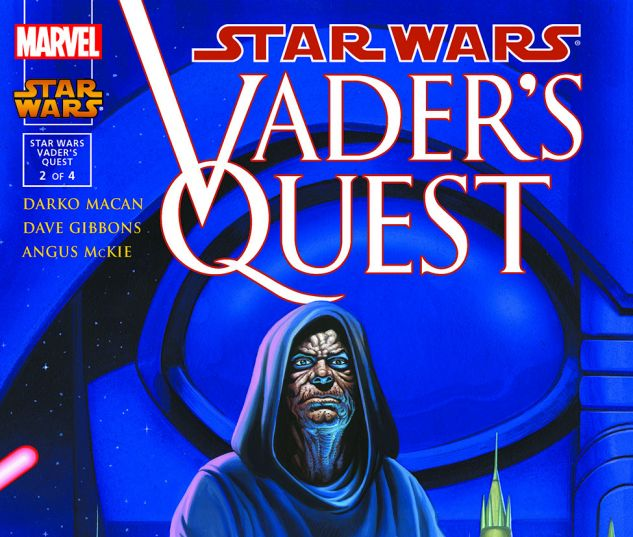 Star Wars: Vader's Quest (1999) #2