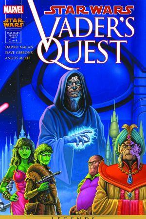 Star Wars: Vader's Quest #2