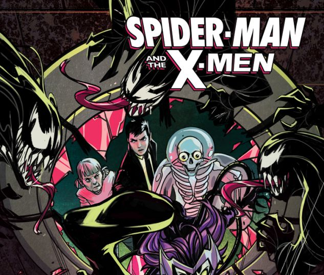 SPIDER-MAN & THE X-MEN 5 (WITH DIGITAL CODE)