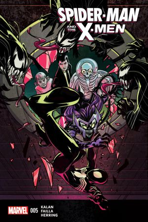 Spider-Man & the X-Men #5