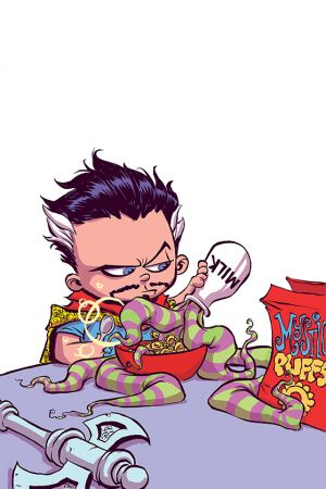 Doctor Strange (2015) #1 (Young Variant)