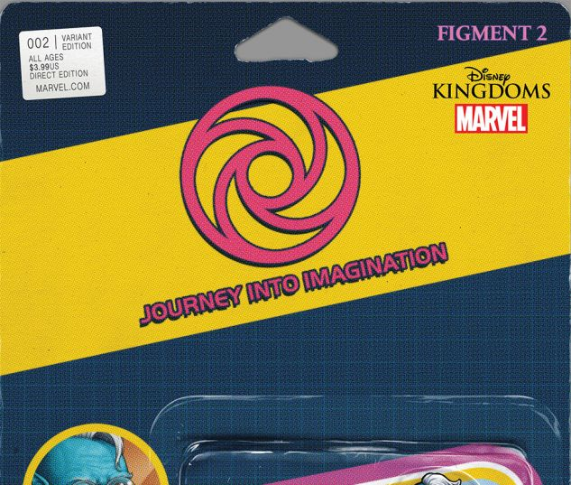 FIGMENT 2 2 CHRISTOPHER ACTION FIGURE VARIANT (WITH DIGITAL CODE)