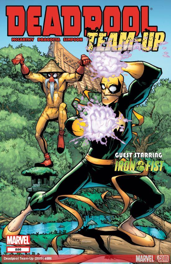 Deadpool Team-Up (2009) #886