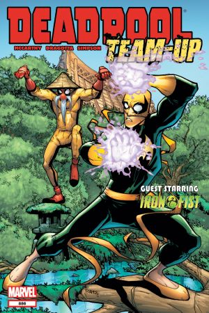 Deadpool Team-Up (2009) #886