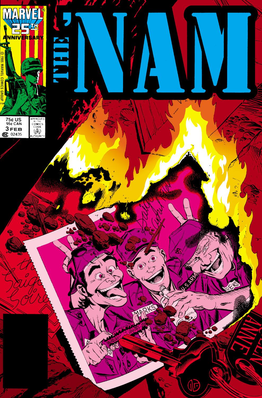 The 'NAM (1986) #3