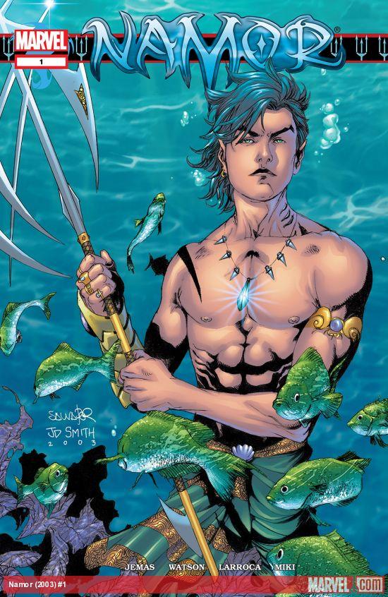 Namor (2003) #1
