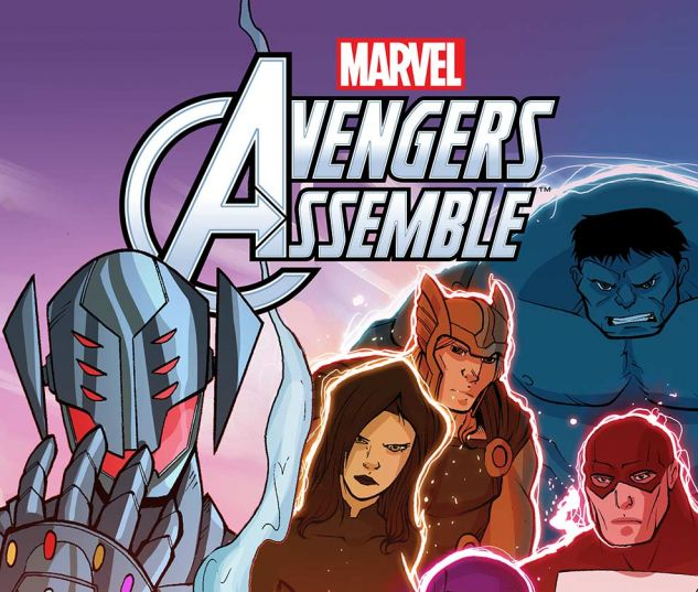 Marvel Universe Avengers: TBD Infinite Comic (2015) #4