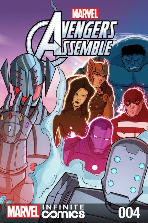 Marvel Avengers Assemble Infinite Comic #4