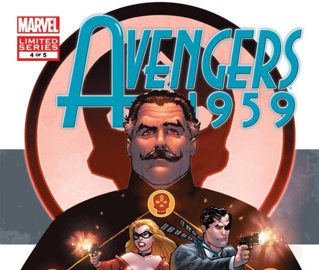 AVENGERS 1959 (2011) #4