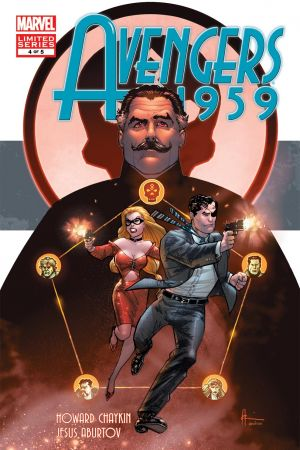Avengers 1959 #4