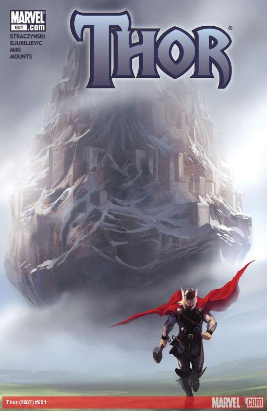 Thor (2007) #601