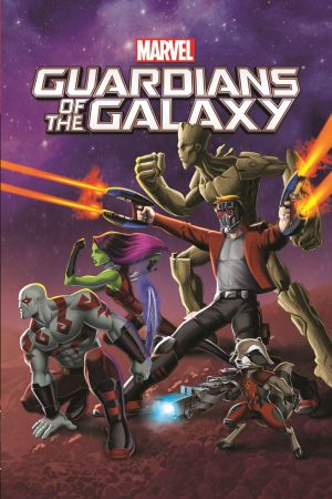 Marvel Universe Guardians of the Galaxy Vol. 1 (Digest)