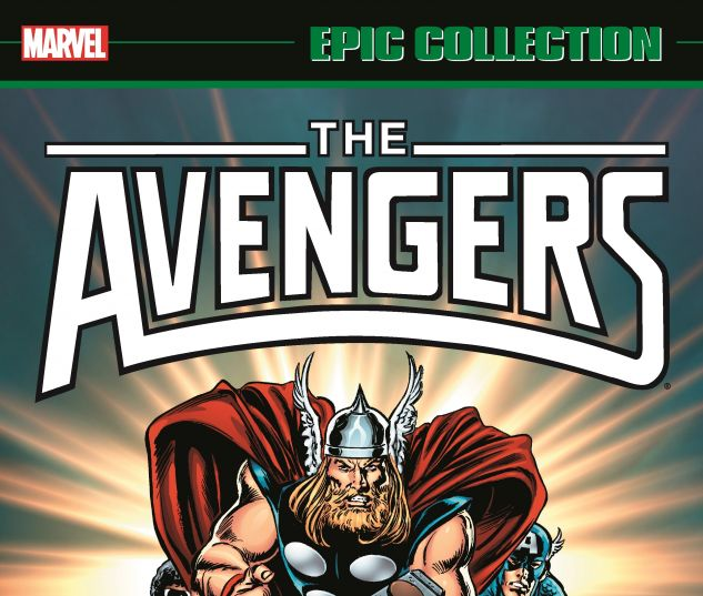 cover from Avengers Epic Collection: Under Siege (2016)