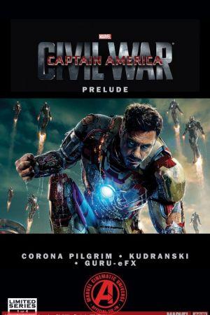 Marvel's Captain America: Civil War Prelude (2015 - 2016)