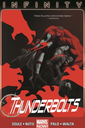 THUNDERBOLTS VOL. 3: INFINITY TPB (Trade Paperback)