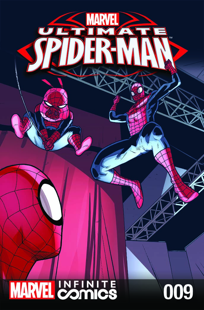 Ultimate Spider-Man Infinite Comic (2016) #9