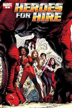 Heroes for Hire #9