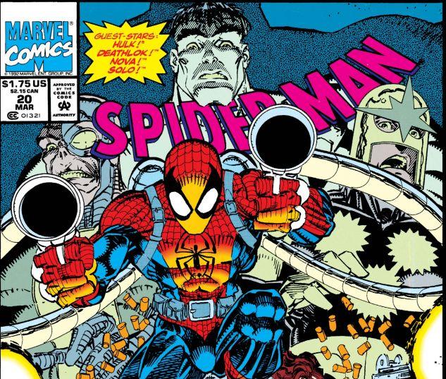 SPIDER-MAN (1990) #20