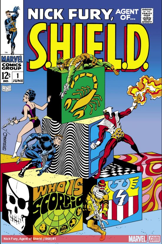 Nick Fury, Agent of S.H.I.E.L.D. (1968) #1