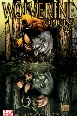 Wolverine: Origins Vol. 1 - Born in Blood (Trade Paperback)