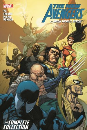 New Avengers by Brian Michael Bendis: The Complete Collection Vol. 3 (Trade Paperback)