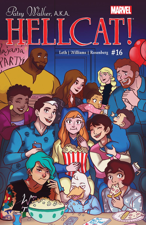 Patsy Walker, A.K.A. Hellcat! (2015) #16
