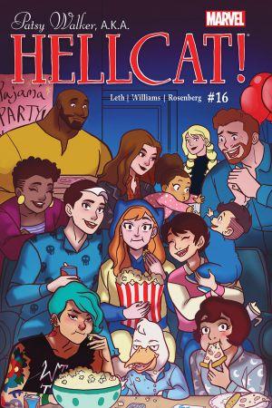 Patsy Walker, a.K.a. Hellcat! #16