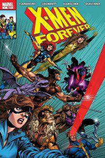 X-Men Forever (2009) #1