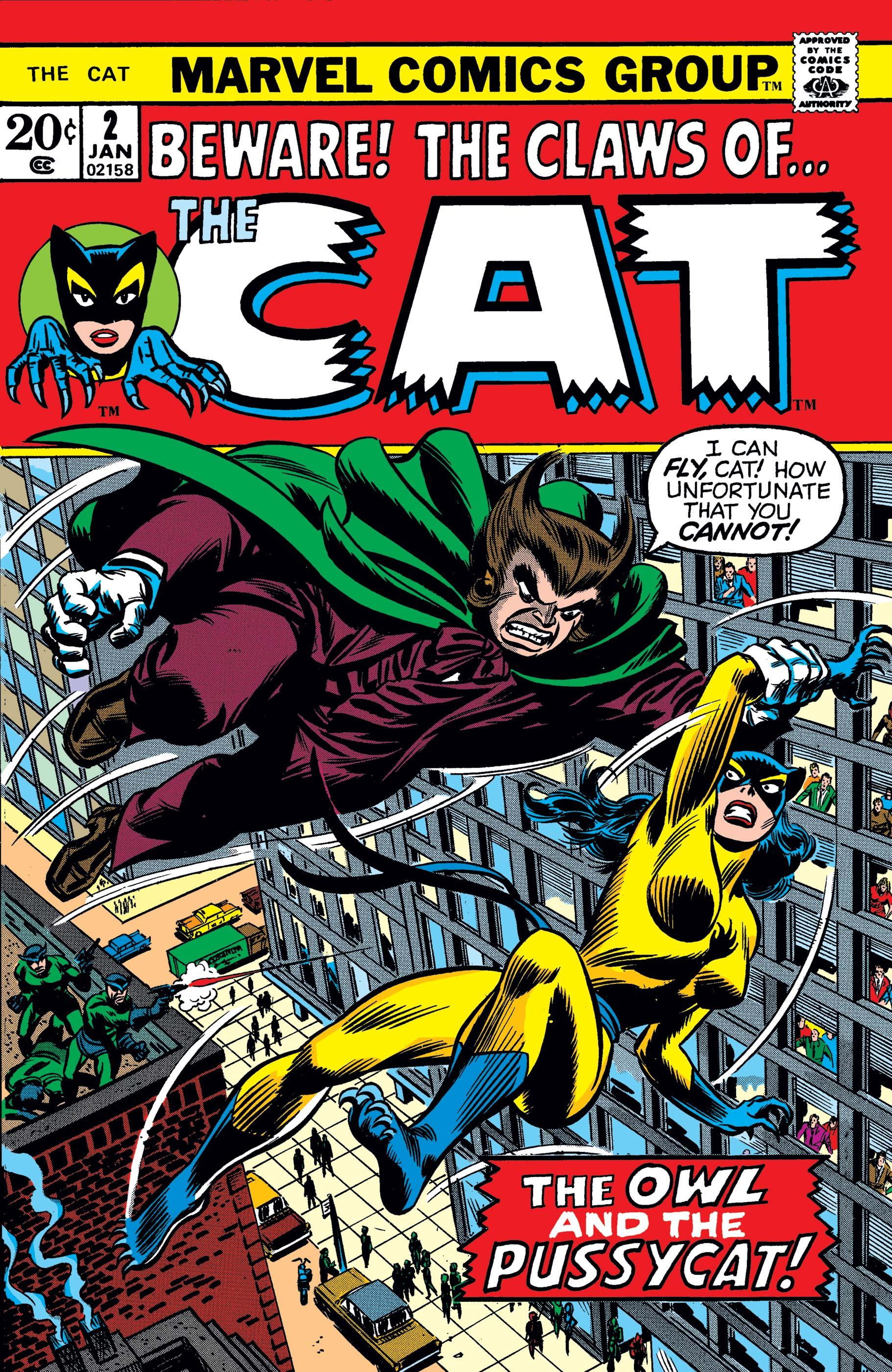 The Cat (1972) #2