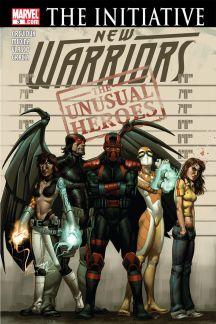 New Warriors (2007) #3