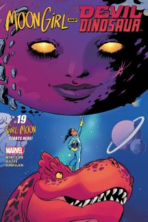 Moon Girl and Devil Dinosaur (2015) #19