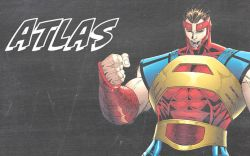 Atlas – Marvel 101