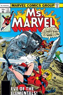 Ms. Marvel (1977) #11