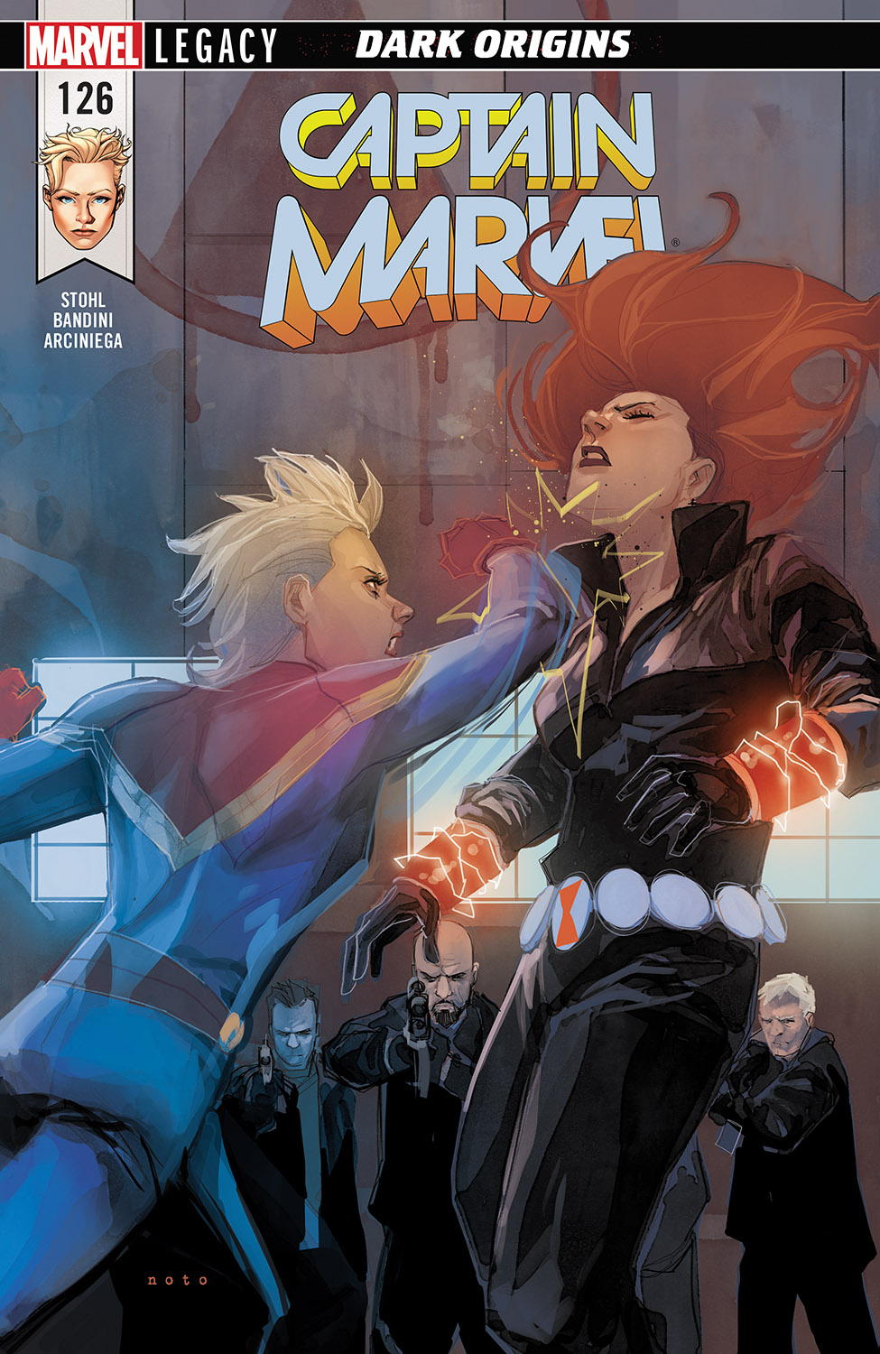 The Mighty Captain Marvel (2017) #126