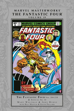 Marvel Masterworks: The Fantastic Four Vol. 19 (Hardcover)