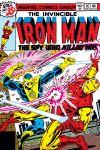 IRON MAN (1968) #117