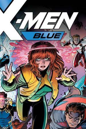X-Men: Blue (2017 - Present)