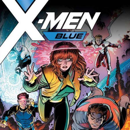 X-Men: Blue (2017 - 2018)