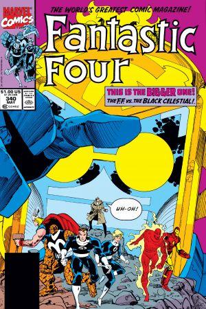 Fantastic Four (1961) #340