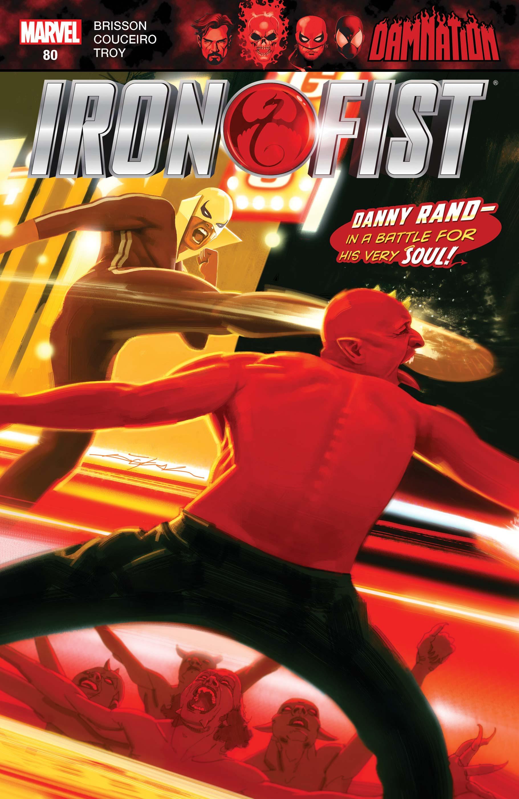 Iron Fist (2017) #80