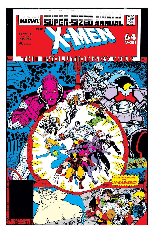 X-Men Annual (1970) #12