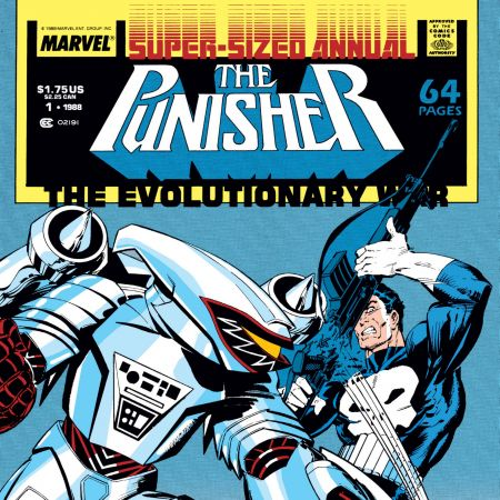 The Punisher Annual (1988 - Present)