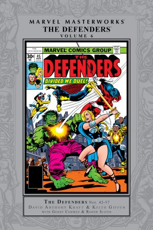 Marvel Masterworks: The Defenders Vol. 6 (Hardcover)