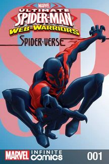 Marvel Universe Ultimate Spider-Man: Spider-Verse #1