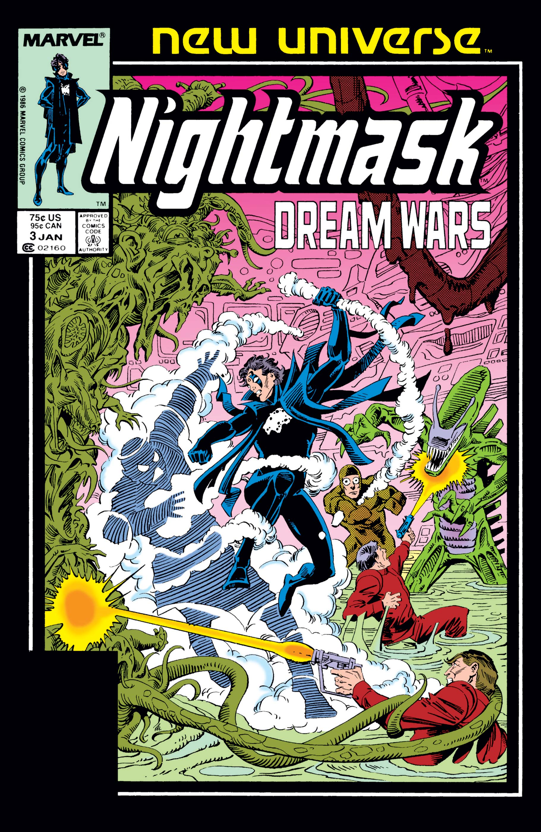 Nightmask (1986) #3