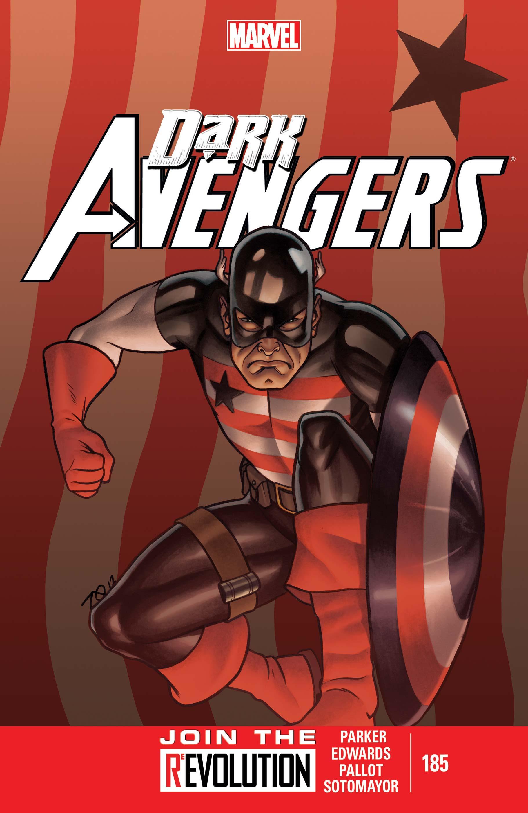 Dark Avengers (2012) #185