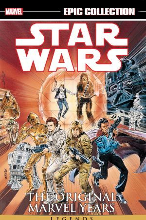 Star Wars Legends Epic Collection: The Original Marvel Years Vol. 3 (Trade Paperback)