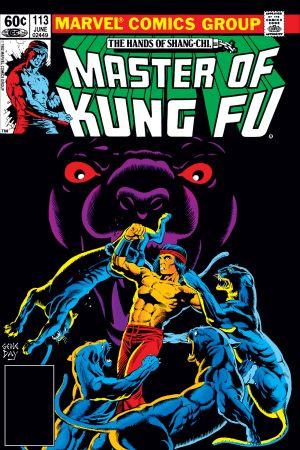 Master of Kung Fu (1974) #113