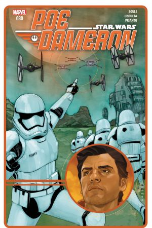 Star Wars: Poe Dameron #30
